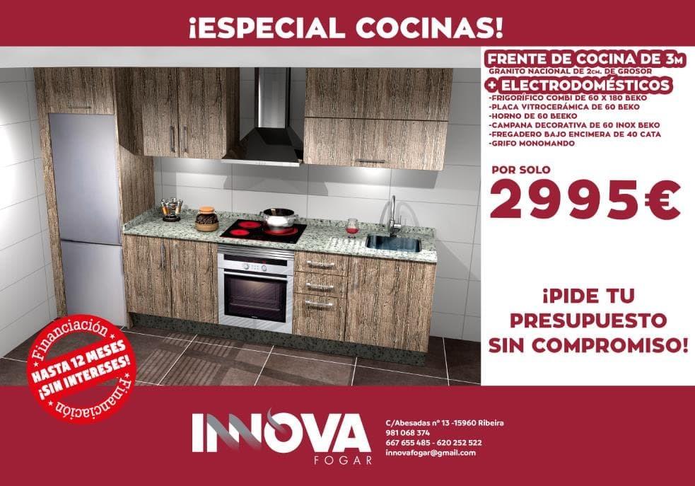 muebles de cocina, granito, electrodomésticos, encimera, oferta cocina
